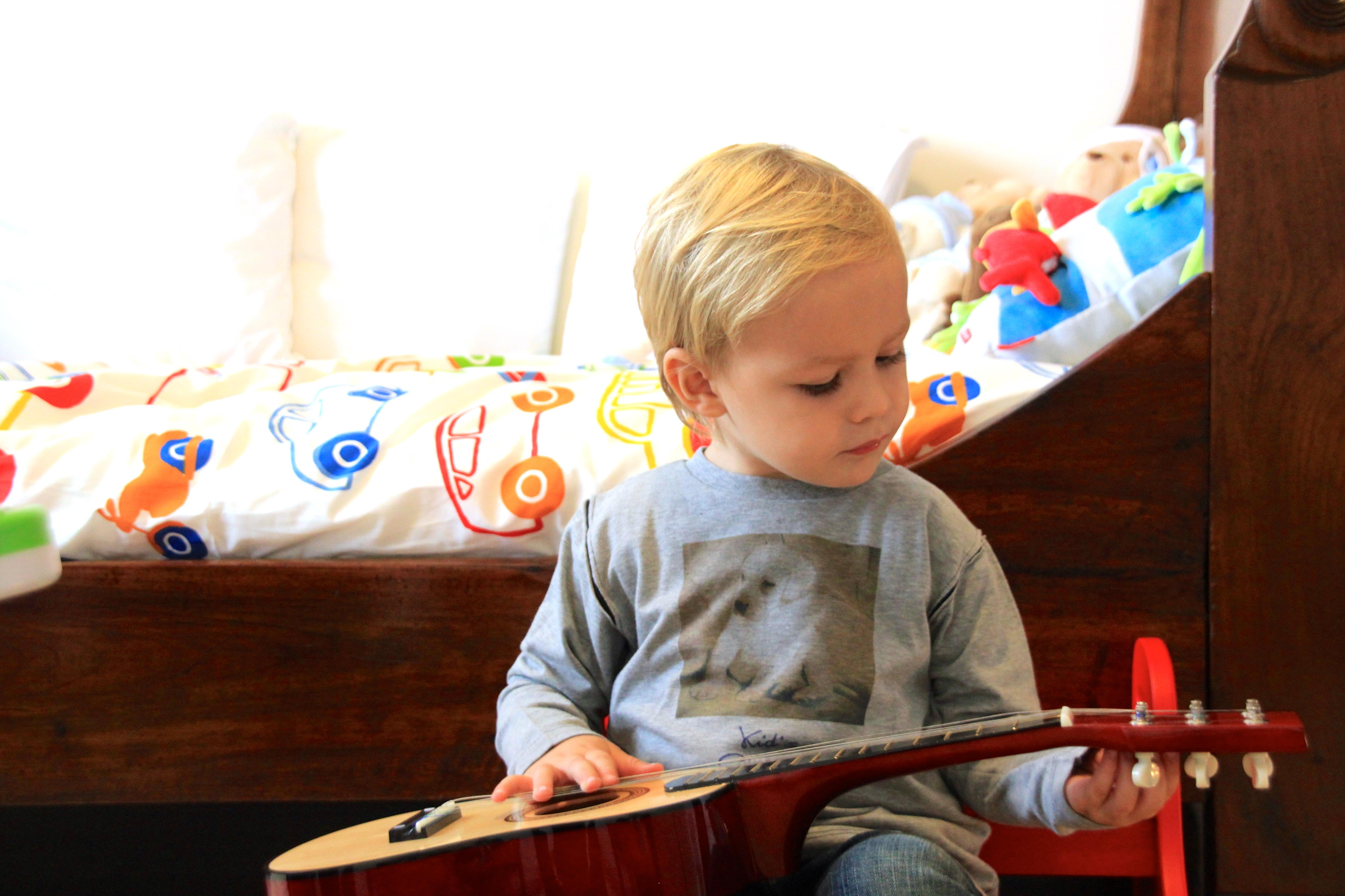 leone chitarra