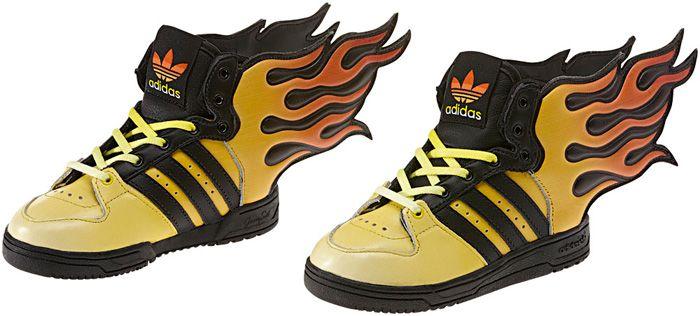scarpe adidas con ali