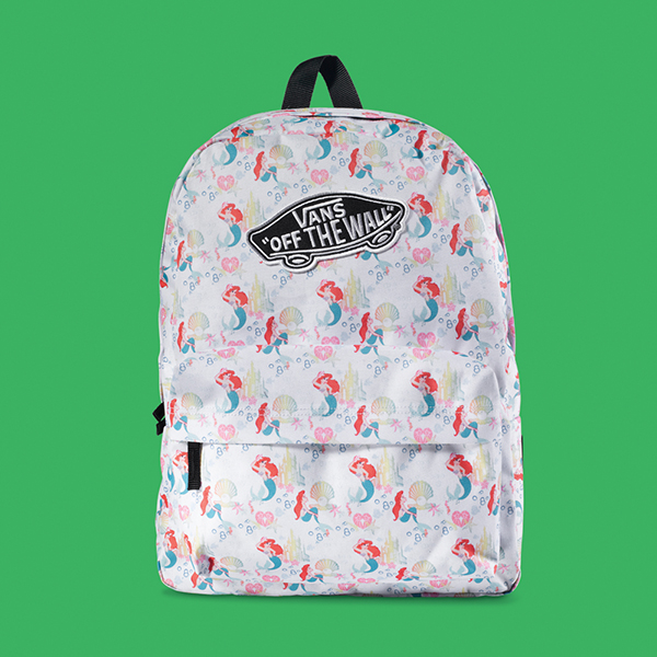 VANS X DISNEY_ARIEL_BACKPACK_Front