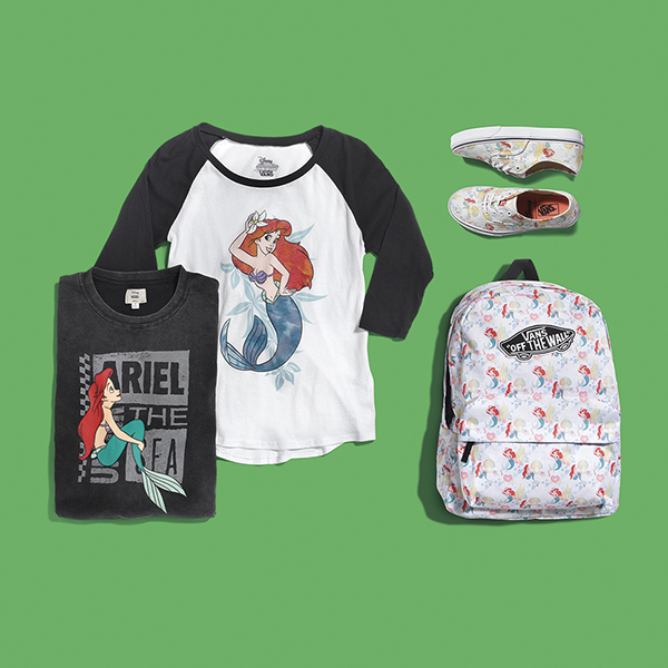 VANS X DISNEY_ARIEL_PACK_Group_NEWFORMAT
