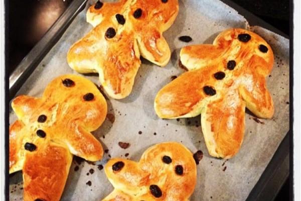 omini di pan dolce